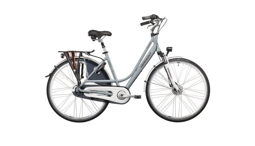 Vermont Vermeer Citycykel Dam grå